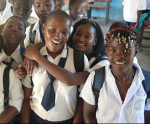 African-Girls