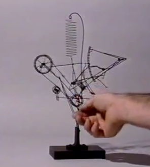 Arthur Gansons beautiful mechanical art