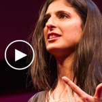 Nina Tandon TED talk still