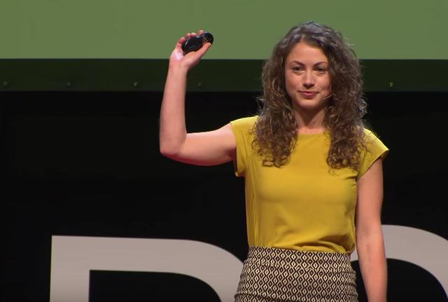 Inspiring the next generation of female engineers: Debbie Sterling