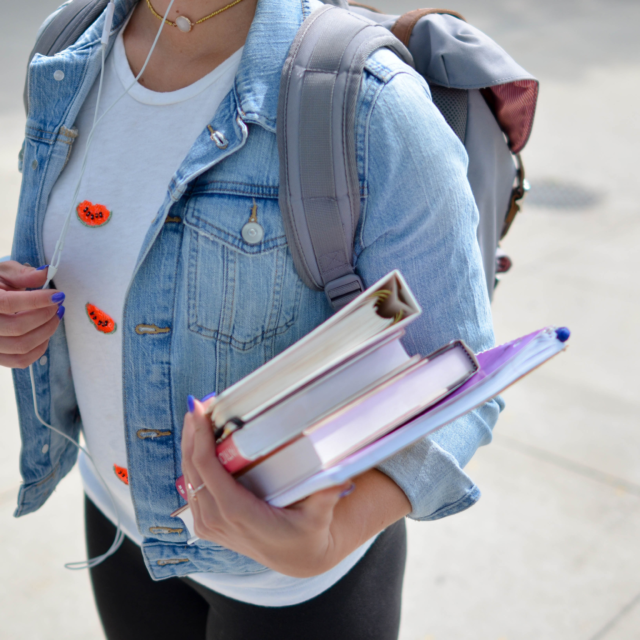 5 Things To Do Before Going Back To School This Fall