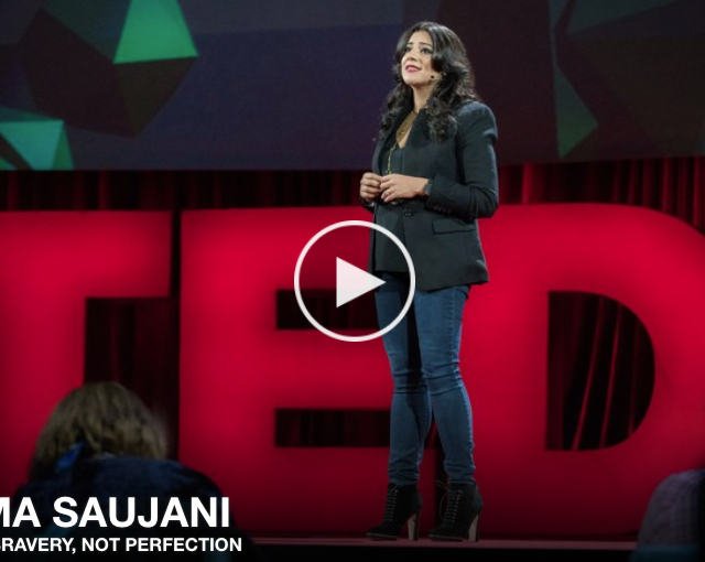 Reshma Saujani: Teach girls bravery, not perfection