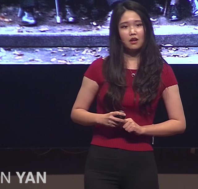 The Power of Women in STEM: Jin Yan